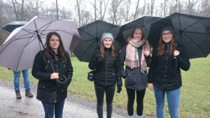Neujahrswanderung der Jugendvolleyballgruppe SC Korb/TB Beinstein