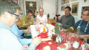 Nikolausfeier Erwachsene