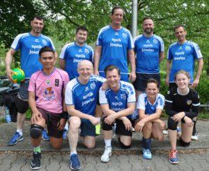 Freizeit-Mixed-Turnier am 11.05.2019 in der Korber Ballspielhalle
