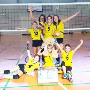 Sieg unserer U12